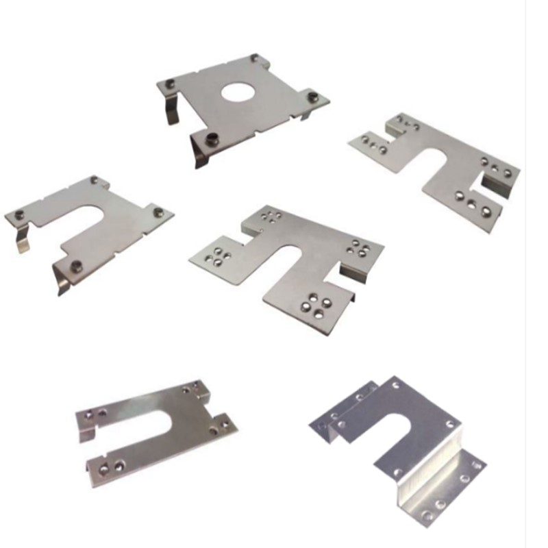 Solar Ground Clip #6 PV Mounting System Brackets